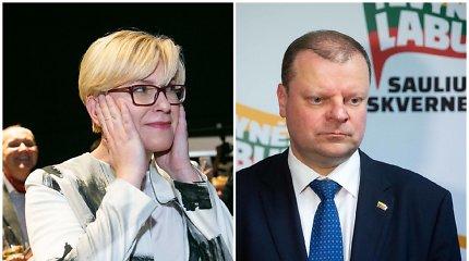 Raimundas Celencevičius: Ar I.Šimonytės kabinetas bus geresnis nei S.Skvernelio Vyriausybė?