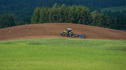 Seime – diskusijos dėl žemės ūkio rizikos fondų