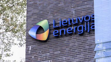 """""""Lietuvos energijos"""" pajamos pirmąjį pusmetį augo iki 767 mln. eurų"""