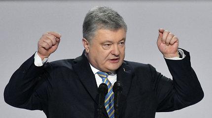 Ukrainos generalinis prokuroras: P.Porošenka pasirengęs duoti parodymus dėl Maidano