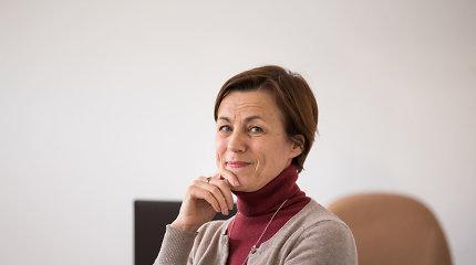 """Iš darbo išeinanti Nacionalinio M.K.Čiurlionio dailės muziejaus direktorė I.Pukelytė: """"Nenoriu žaisti žaidimų"""""""
