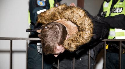 Šalčininkų rajone – vos pilnametystės sulaukusių jaunuolių muštynės, nukentėjo ir mergina