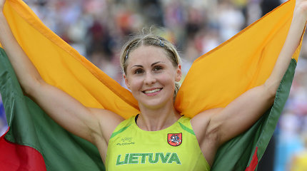 Laura Asadauskaitė: į olimpinį auksą, nepaisant sugadinto pistoleto