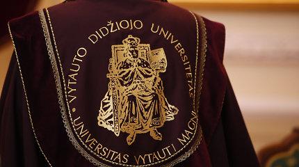 Prie VDU jungiasi LEU ir Aleksandro Stulginskio universitetas