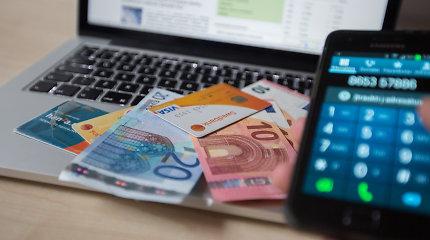 Sukčių apgauta vilnietė prarado per 10 tūkst. eurų