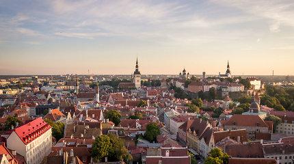 Taline Naujuosius metus sutinka vis daugiau Rusijos turistų