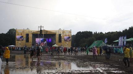 """Balose paskendusios """"Karklės 2014"""" organizatoriai: išliko tik suprantantys, kas yra festivalis"""