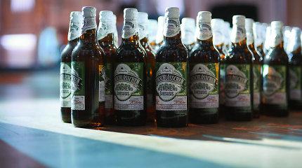 Lageris, porteris, lambikas ir kitos paslaptys alaus bokalo dugne