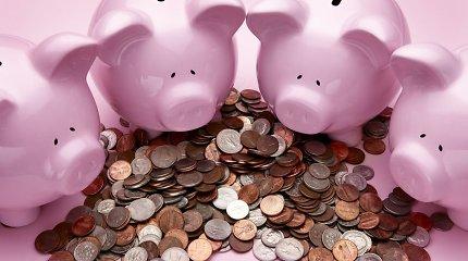 Taupyti ne tik progoms: finansiniai patarimai visiems metams