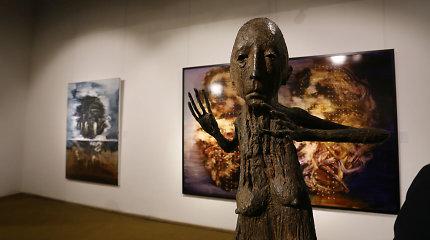Kauno Mykolo Žilinsko galerijoje pristatyta prancūzų ekspresionistų paroda