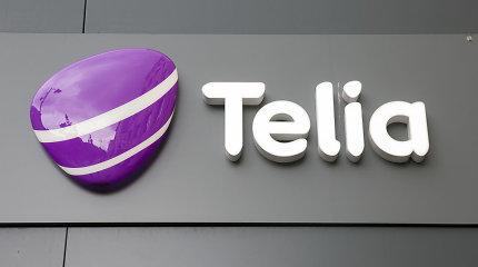 """""""Telia"""" ir """"Ericsson"""" pasirašė susitarimą dėl strateginės partnerystės"""