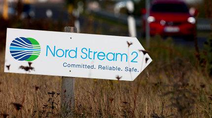 """Antras Rusijos laivas """"Akademik Čerskij"""" įsitraukė į """"Nord Stream 2"""" tiesimą"""