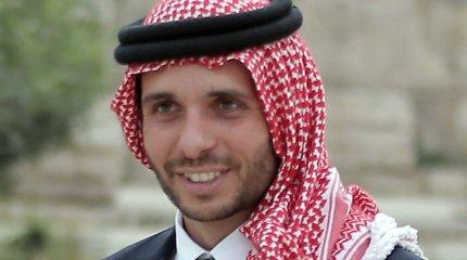 """Jordanijos karalius: krizė rūmuose """"baigėsi"""""""