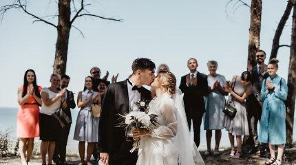 """""""Colours of Bubbles"""" lyderio Julijaus Aleksovo ir jo mylimosios Rūtos Jūrėnaitės vestuvės"""