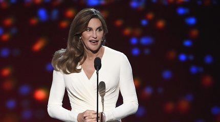 Translytė įžymybė Caitlyn Jenner sieks Kalifornijos gubernatoriaus posto