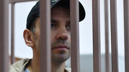 Rusijos teismasdviem mėnesiams leido suimti buvusį ministrą M.Abyzovą