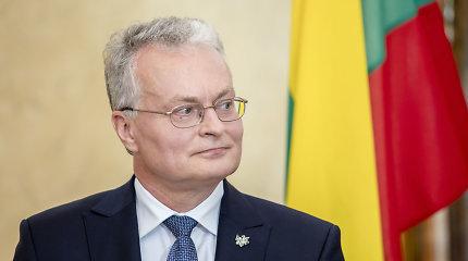 G.Nausėda pasveikino šalies diplomatus profesinės šventės proga