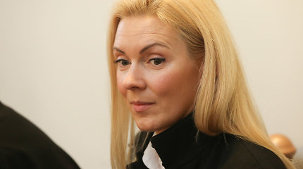"""Darbo partijos """"juodosios buhalterijos"""" byloje nuteista V.Vonžutaitė susitaikė su nuosprendžiu"""
