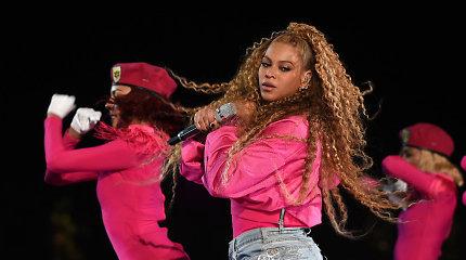 Beyonce per apdovanojimus nesulaikė ašarų: prisiminė nuo AIDS mirusį dėdę