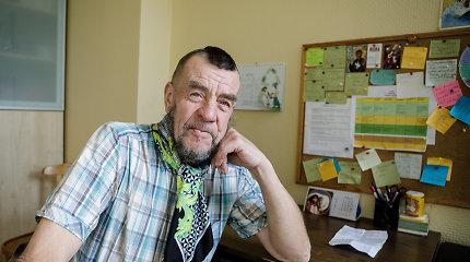 Žemiau skurdo ribos gyvenantis Kazimieras: norėčiau nusipirkti butą, ramybę ir sveikatą