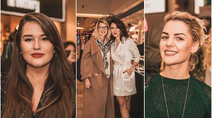 Agnė Gilytė atidarė rinktinių papuošalų parduotuvę: naujovėmis domėjosi stilingos viešnios
