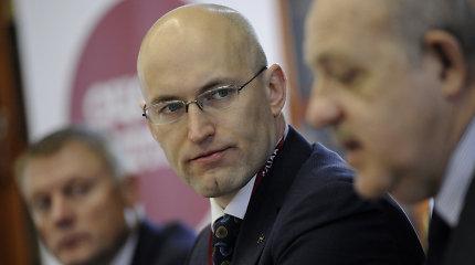 Latvijos naujuoju sveikatos apsaugos ministru siūlomas D.Pavliutas