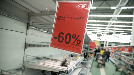 Apklausa: pusė Lietuvos gyventojų didžiausia problema įvardija kainas