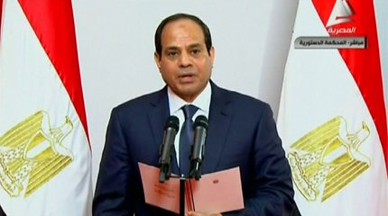 Afrikos lyderiai antradienį Egipteaptars padėtį Sudane ir Libijoje