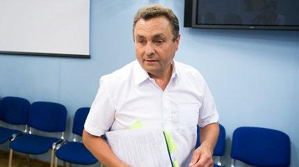 Laikinoji tyrimo komisija siūlo naikinti P.Gražulio neliečiamybę