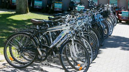 Viena skelbia pergalę prieš dviračius be terminalų