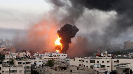 TBT prokurorė: per Izraelio ir palestiniečių susirėmimus galėjo būti įvykdyta nusikaltimų