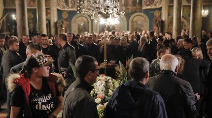 Bulgarijoje laidojama nužudyta žurnalistė Viktorija Marinova