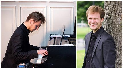 Muzikinę karjerą JAV sukūręs lietuvis: dabar jo mokiniai klauso liaudies dainų