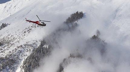 Gruzijos kalnuose žuvo turistas iš Lenkijos