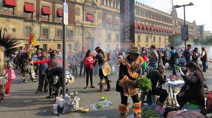 Meksikas – atrakcijų, kultūros ir muziejų miestas: pasenusius stereotipus metas pamiršti