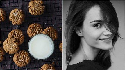 """""""KitchenJulie"""" receptas: traškūs migdoliniai sausainiai, puikiai tinkantys dovanoti"""