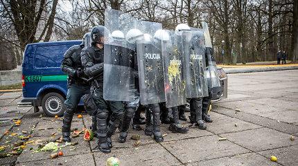 """VST vadas R.Pocius apie """"persekiojamą"""" pareigūną: """"Niekina pavaldinius, destabilizuoja tarnybą"""""""