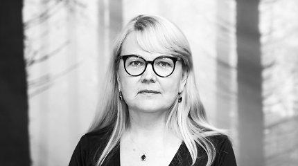 """Laima Česonienė: """"Grigeo Klaipėda"""" smūgis – ne tik gamtai, bet ir valstybės institucijoms"""