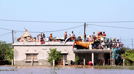 Pietų Afrikoje per potvynius žuvo 115 žmonių