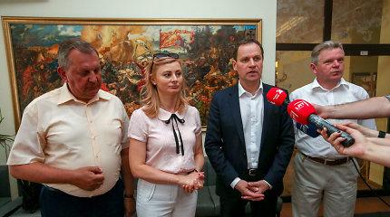 Lietuvos lenkų rinkimų akcija-Krikščioniškų šeimų sąjunga apsisprendė: derėsis dėl koalicijos