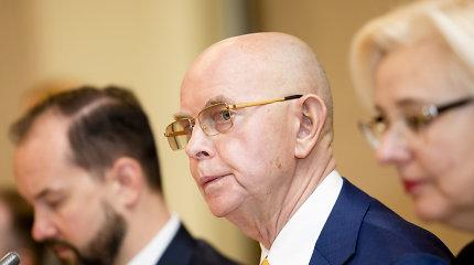Seimo narys A.Vinkus užsikrėtė COVID-19, jaučiasi gerai