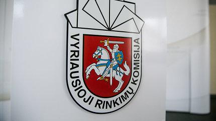 VRK grąžino užstatus daliai savivaldybių rinkimų dalyvių – per 300 tūkst. eurų