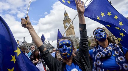 ES ir britų skyrybos: pinigai suskaičiuoti, o imigrantų ateitis dar ne visai aiški