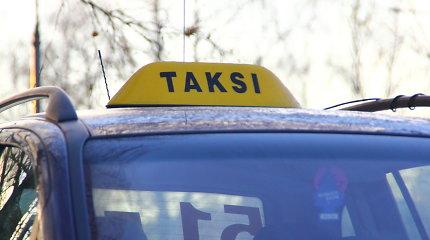 Klaipėdoje užpultas taksistas: apipurkštas dujomis ir apiplėštas