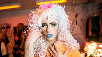 """""""Drag"""" pasirodymais stebinantis atlikėjas Alen Chicco: """"Visi žmonės turi turėti lygias teises"""""""