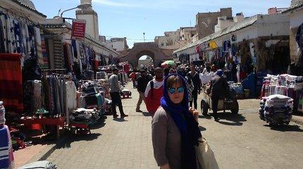 Lina Ever: Paragauti Maroko