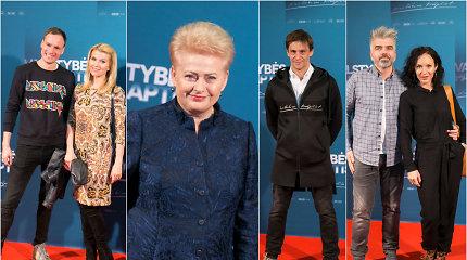 Donato Ulvydo dokumentinio filmo apie prezidentę premjeroje – ir pati Dalia Grybauskaitė