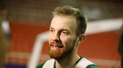 Martynas Gecevičius susirado klubą