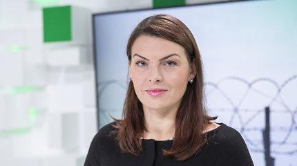 Rasa Kazėnienė palieka Kauno tardymo izoliatorių