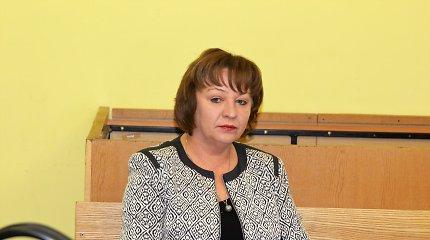 """Prekybos poveikiu byla: pasiūlytos bausmės """"šampano"""" ieškojusiai prokurorei R.Aliukonienei ir A.Cicėnui"""